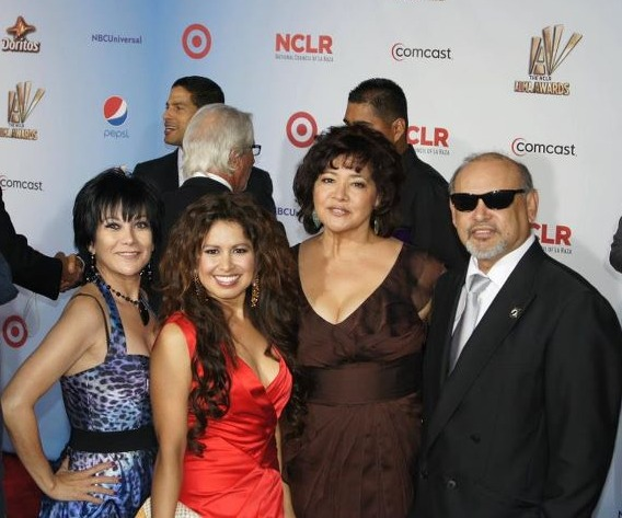 Our Red Carpet Walk Begins at the ALMA Awards 2011